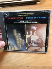 Bill Conti London Symphony Orchestra Right Stuff North And South Symphonic Suite