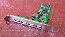 Dynamode USB-4PCI-2.0 Usb Tarjeta Pci Chipset Nec 4 Externo + 1 Puerto USB interno