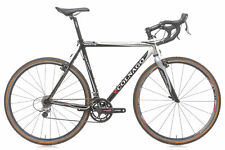 2009 Colnago World Cup Cyclocross Bike 57s cm Large Aluminum Shimano Dura-Ace