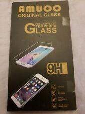 Amuoc Original Full Covered Tempered Ballistic Glass Iphone 6 Plus Gold