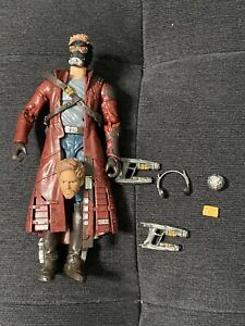 Marvel Legends Infinite Series Star-Lord Action Figure Loose Complete