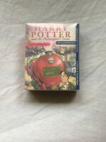 BBC Harry Potter and The Philosopher's Stone Audio Cassette Tapes 6 Complete