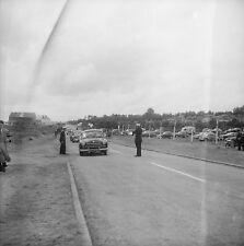 24 H Le Mans 1954 - Ambiance Abords du Circuit Négatif 6 x 6 - 28
