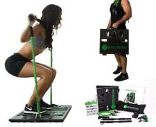 Complete Set Home Gym Portable Travel Workout Package Resistance Band Handles