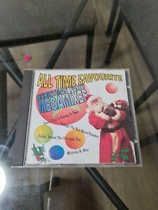 All Time Favourite Christmas Party Megamixes Cd Hallmark Mistletoe & Wine Rock