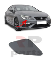 FOR SEAT LEON 5F 2012 - 2016 FRONT HEADLIGHT WASHER COVER CAP FOR PAINTING RIGHT
