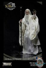1/6 The Hobbit Series Saruman The White Figure Slim Asmus Toys