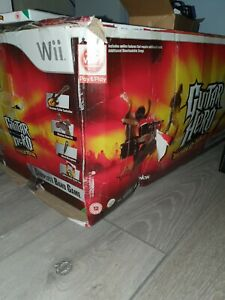 NINTENDO WII, GUITAR HERO WORLD BAND TOUR,  GAME BUNDLE