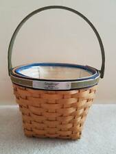 Longaberger 2005 Bee Basket Combo - Laugh Learn Grow New! Retired