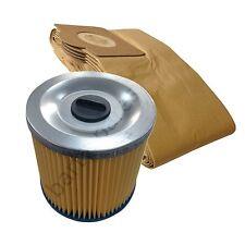 Dust Bags & Pleated Filter Cartridge Goblin Aquavac Pro 100 200 300 300C vacuum