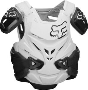 Fox Racing AIRFRAME PRO JACKET CE Chest Back Protector Roost Guard MX ATV Off ro
