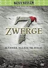 7 ZWERGE: MÄNNER ALLEIN IM WALD (Otto Waalkes) Die Zipfel-Edition 2 DVDs NEU+OVP