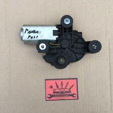 Motorino Tergilunotto Posteriore Fiat Panda 1.2 B 2009