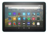 """All-new Fire HD 8 tablet, 8"""" HD display, 32 GB, Twilight Blue (Newest Model)"""