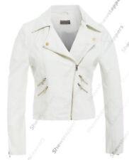 Cappotti e giacche da donna Avorio Taglia 46