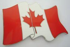 CANADA FLAG (Badge)