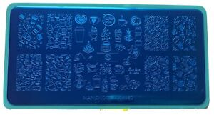 Maniology Stamping Plate MXM030