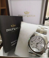 Philip Watch Imakos cronografo acciaio Ref. 8273960035