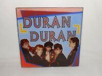 "Vintage Duran Duran 12"" x 12"" Carnival Mirror"