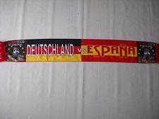 sciarpa SPAIN - GERMANY final eufa euro austria switzerland 2008 football scarf
