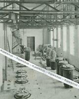Pfrombach : Kraftwerk - Schalthaus - Moosbrug - um 1925        V 3-21