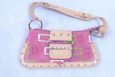 GUESS G Small Pink and Tan  handbag,clutch, shoulderbag Cute!