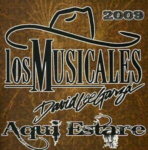 David Lee Garza - Aqui Estare [New CD]