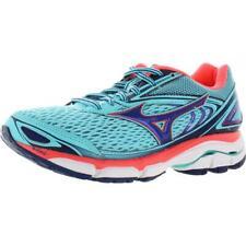Mizuno Womens Wave Inspire 13 Blue Sport Running Shoes 7 Medium (B,M) BHFO 1159