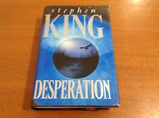 Stephen King -DESPERATION-vintage hardcover 1996