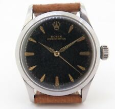 .Vintage 1954 Rolex Oyster Perpetual Semi Bubble Back Watch 6332