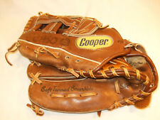 Vintage Cooper Baseball/Softball Glove Model 256V LHT Great Condition