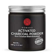 Activated Charcoal Powder Teeth Whitening Australian Brand 100gram Food Grade