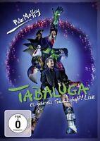 PETER MAFFAY - TABALUGA: ES LEBE DIE FREUNDSCHAFT! LIVE  2 DVD NEU