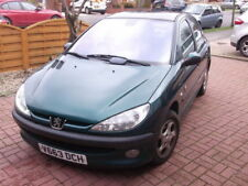 Peugeot 206 More than 100,000 miles Vehicle Mileage Cars