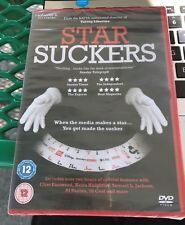 STARSUCKERS Region 2 New DVD Sealed FREE SHIPPING