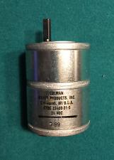 BARBER COLMAN MODEL CYQC-23400-31-5 GEAR MOTOR