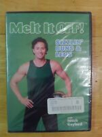 Melt It Off! Mitch Gaylord DVD 4 Workouts New SEALED Olympic Hall of Fame