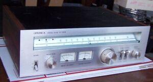 1979/80 Sharp Optonica ST-3636 AM/FM Stereo Tuner