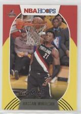 2020-21 Panini NBA Hoops Yellow Hassan Whiteside #187