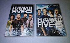 Hawaii Five-0: complete Seasons 1 & 2 (DVD, 2011, 12-Disc Set)
