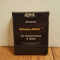 Colecovision Gateway to Apshai Game Cartridge by Epyx Tested/Works .