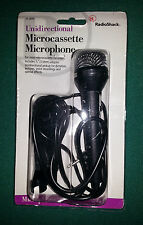 Radio Shack 33-3019 Microphone