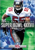 Tampa Bay Bucaneers - Super Bowl 37 Xxxvii New Dvd