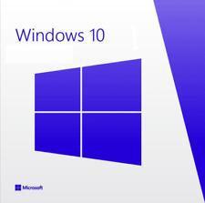 WINDOWS 10 PRO 32 / 64 BIT GENUINE LICENSE ORIGINAL WIN 10 ACTIVATION KEY