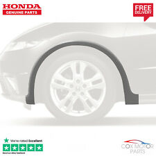 Genuine Honda Civic Type-S Left Front Grey Wheel Arch Trim/Protector 2007-2011