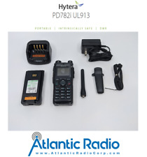 Hytera PD782i-G-MD-UL913-U1 (400-470MHz) DMR Intrinsically Safe Radio PD782