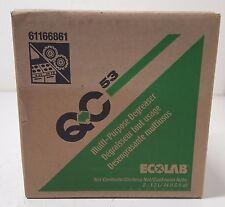 New Ecolab QC 53 Multi Purpose Degreaser Case  2 - 1.3L