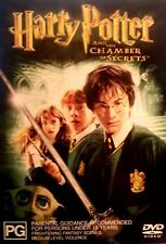 HARRY POTTER AND THE CHAMBER OF SECRETS 2 DVD SET SPECIAL EDITION GATEFOLD COVER