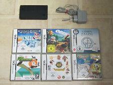 Nintendo DSi DS i mit Zubehörpaket + 2 Gratis Spiele
