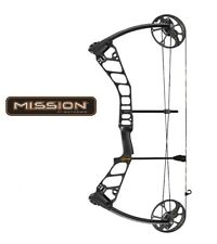 """Mathews Mission Zone 19"""" to 30"""" Left Hand 13# to 70# Archery Hunting Bow Lost OT"""